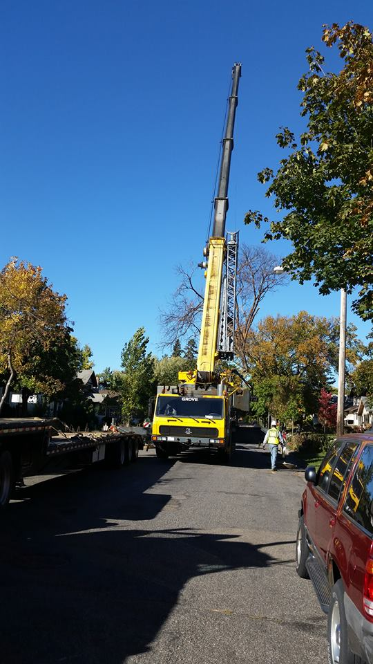 Minneapolis MN Storm Damaged Tree Removal Professionals